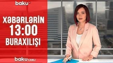 Dövlət qurumlarında koronavirusa yoluxanların sayı artır - Xəbərlərin 13:00 buraxılışı