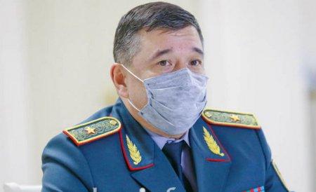 Qazaxıstanda epidemiya ilə mübarizə aparan nazir müavini koronavirusdan öldü
