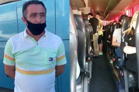Azərbaycanda kişi 40 qohumunu bir avtobusda istirahətə apardı, postdan keçmək üçün isə... - VİDEO