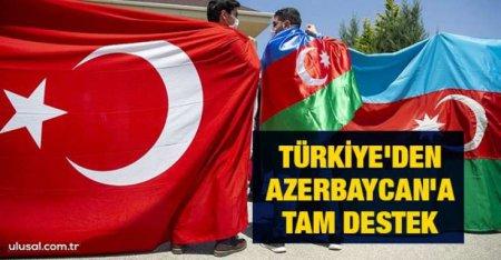 Türkiyə Milli Müdafiə Nazirliyi Azərbaycana dəstək videosunun paylaşıb.