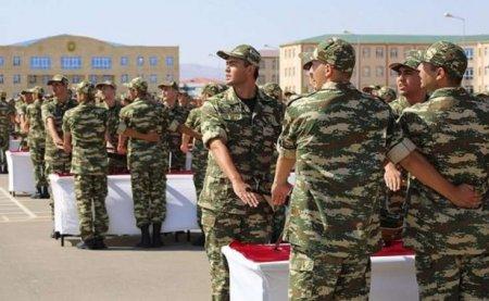 """""""Bu gün Ali Baş Komandanın müvafiq sərəncamı ilə ölkədə qismən səfərbərlik elan edilib""""."""