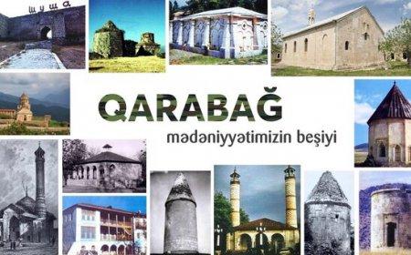 Mədəniyyət Nazirliyi: Qarabağdakı tarixi abidələr erməni vandalizminin qurbanına çevrilib