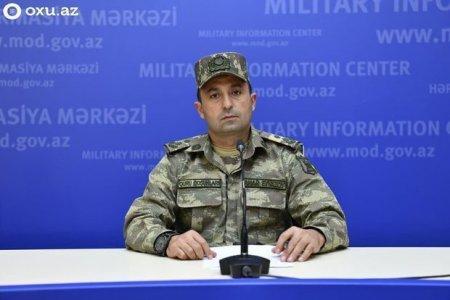"""MN: """"Ordumuzun Füzuli şəhərinin işğal altından azad olunması istiqamətində hücumu davam edir"""""""