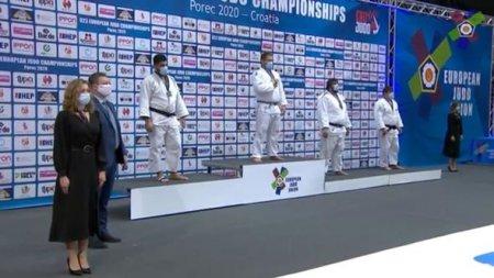 Cüdo millimiz Avropa çempionatını dörd medalla başa vurdu - FOTO
