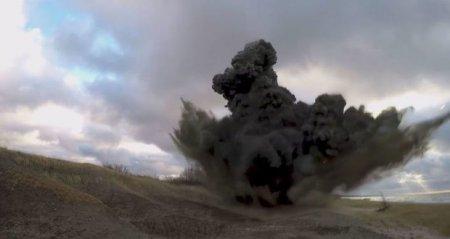 Bərdə sakini tank əleyhinə minaya düşdü